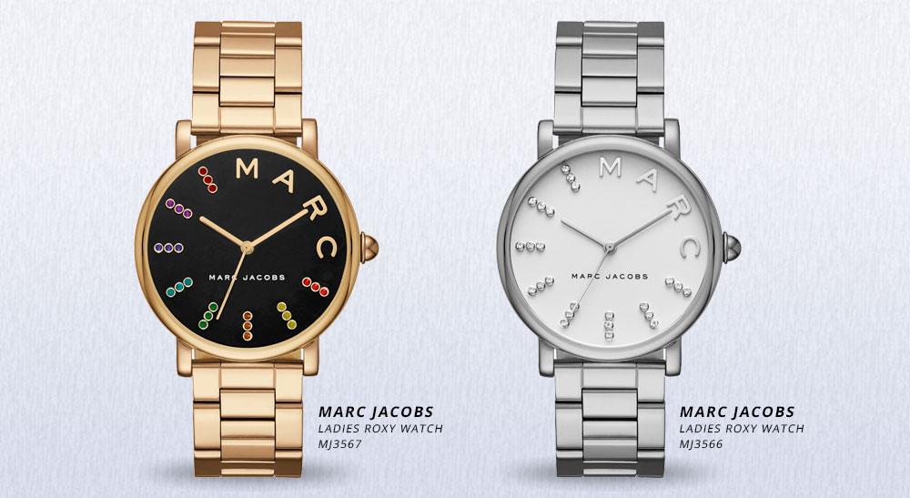 Marc Jacobs Uhren Roxy