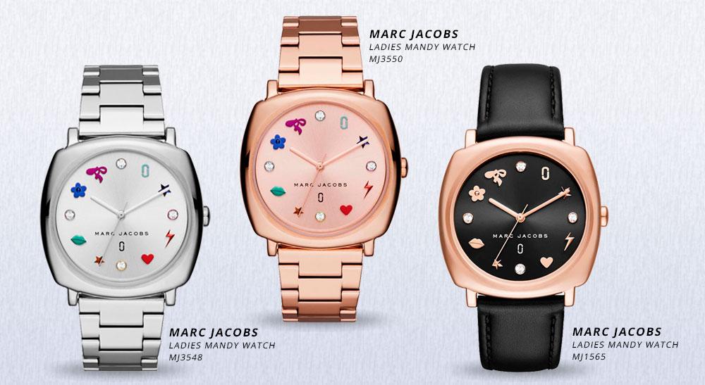 Marc Jacobs Uhren Mandy