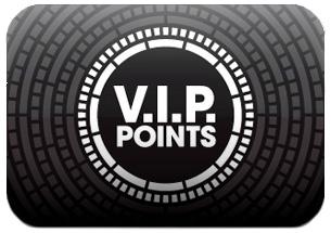 Verdienen Sie VIP-Punkte zum Einkaufen und mehr